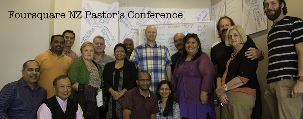 Foursquare NZ Pastor's Conference